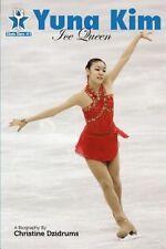 NEW Yuna Kim: Ice Queen: Skate Stars Volume 2 by Christine Dzidrums Paperback Bo