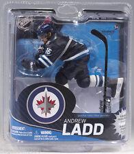 McFarlane Series 31 Figure: Andrew Ladd -  Winnipeg Jets Variant - Blue Jersey