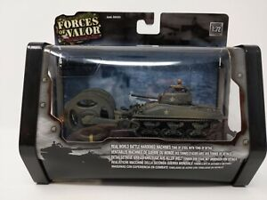 1:72 Scale Forces of Valor #85024 U.S. M4A1 SHERMAN NORMANDY 1944 NEW/SEALED BOX