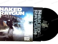 Naked Raygun-All Rise US LP 1985 + Innerbag/3