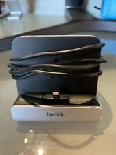Belkin Xpress Station d'accueil pour iPad ou Iphone - F8J088BT