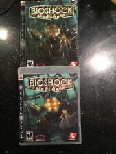 BioShock (Sony PlayStation 3, 2008) Brand New Factory Sealed PS3 E Slip Cover