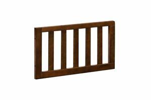 DaVinci Toddler Bed Conversion Kit (M12599) Chestnut