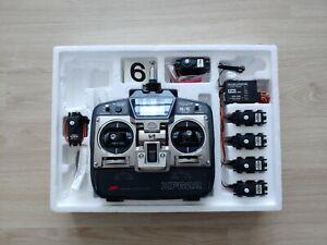 JR Propo Computer Radio Control System XF622 & 2-extra FM receivers