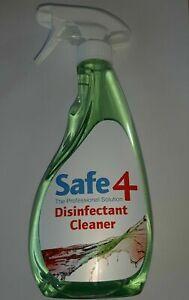 Safe 4 Pets Apple Disinfectant Spray 500ml Safe4