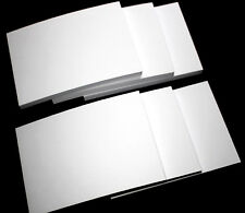 18 x Notizblock Notizblöcke DIN A6 weiß a 100 Bl. Block