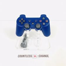 Finera Blue Wireless Bluetooth Dualshock Controller For Sony PS3 Playstation 3