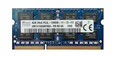 New listing Skhynix Hmt41Gs6Bfr8A-Pb 8Gb 2Rx8 Pc3L-12800 1600Mhz 1.35V Lv Laptop Memory Ram