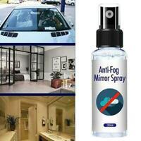 Fog-Proof Spray Car Window Glass Auto Anti-fog Cleaning Lasting Spray Agent R4Q8