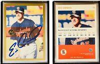 Eric Cammack Signed 2000 Just #16 Card Binghamton Mets Auto Autograph