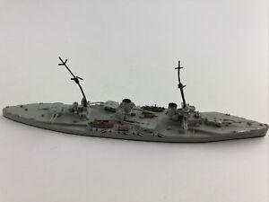 #259 NAVIS 1:1250 deutsche Flotte 1.Weltkrieg Schiff Von Der Tann Marine