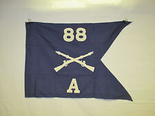 flag915 WW2 US Army Airborne Guide on 88th Parachute Infantry Regiment A Co W9D