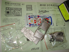 """LANCIA DELTA""""Yacco""""O.Bosch French Ch.Earth'94 - 1/43 numbered JIELGE Kit MS05"""