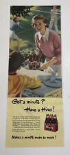 Vintage Advertising Hires Root Beer Soda Ads FREE SHIPPING IN USA