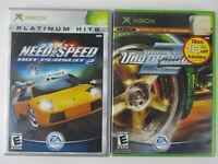XBOX Console Game Lot LA RUSH & PROJECT GOTHAM RACING!!