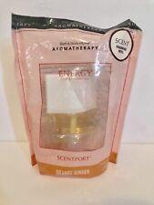 Bath & Body Works Aromatherapy Scentport Orange Ginger Refill New in Pkg