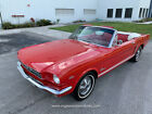 1964 Ford Mustang Convertible red on red! SEE VIDEO! 1964 1/2 Ford Mustang Convertible similar to 1965 1966 1967 1968