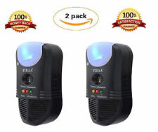 5000 Sqft 5in1 Pest Repellent, Triple Protection Pest Repeller Ultrasonic Pest