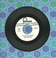 Sight And Sound Little Jacky monday Alley Fontana Promo 45 Record M- MOD PSYCH