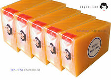10 x Large 135g Genuine Kojie San Kojic Acid Soap Whitening Wholesale BEVI