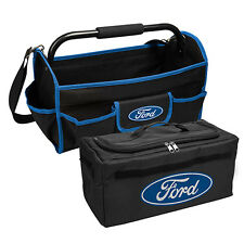 FORD Tradie Tool Box Bag and Drink Cooler Bag Great Fathers Day Birthday Gift