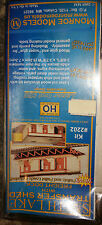 HO Smith Lake Transfer Shed with Freight Dock Kit # 2202 Monroe Models NIP