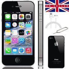 Apple iPhone 4 32GB Black Unlocked Sim Free Worldwide Smartphone Next Day!
