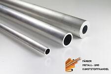 Aluminium Alu Alurohr Aluminimrohr Rund Rohr Durchm. 6x1 mm/ 1 Meter Lang