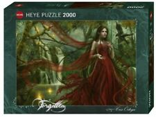 New Red  -  Heye Puzzles - 2000 Piece Jigsaw Puzzle   	 HY29832