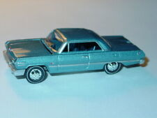 1963 63 CHEVY IMPALA SS COLLECTIBLE CLASSIC LOWRIDER MUSCLE -Light Blue