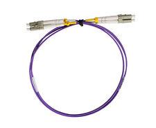 MISS FIBER LC-LC OM4 50/125 M/M Fibre Cable - 1m