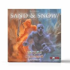Mistfall & Heart Of The Mists SAND & SNOW EXPANSION PACK 110 Cards Official