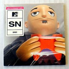 MTV Spankin' New Disc ~ CD ROM ~ Rare 2003 ~ Music Movies Games ~ Promo