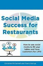 Social Media Success for Restaurants : How to Fill Your Tables and Have...