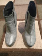Unbranded Zip Leather Heels for Women