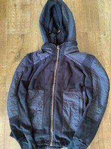 Lululemon Fleecy Keen jacket size 12