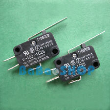 6pcs V-152-1C25 OMRON MIN Basic NC NO Momentary Limited Micro Switch SPDT 28x16