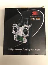 Flysky FS-T6 2.4GHz 6CH Transmitter Radio. Note Description