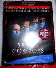 HDDVD SPACE COWBOYS Region 1 USA CA 1-4198-4230-7 HD DVD 085391102113 New NOS