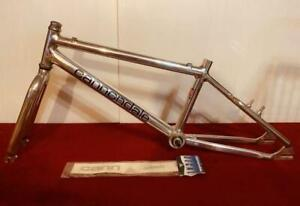 Cannondale BMX 20 Inch Frame 90's Vintage Rare From Japan Free Shipping