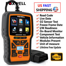 Foxwell Nt301 Check Engine Light Emission Test Eobd Obdii Scanner Code Reader