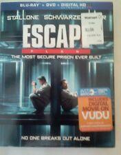 Escape Plan Blu-ray/DVD, 2014, 2-Disc Set