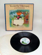 """Cat Stevens – Tea For The Tillerman (1970, Island, ILPS 9135) 12"""" - (VG), (P)"""