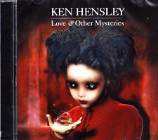 KEN HENSLEY love & other mysteries Esoteric CD NEU