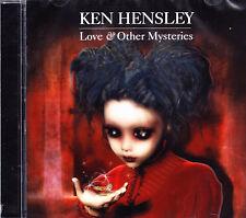 KEN HENSLEY love & other mysteries Esoteric CD NEU