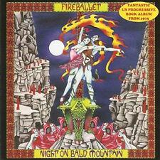 """Fireballet:  """"Night On Bald Mountain""""  (CD)"""