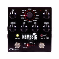 Source Audio SA260 Nemesis Delay One Series True Bypass Guitar Effects Pedal NEW
