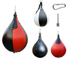 Sport Fitness Mma Boxing Punching Speed Training Ball Release Pear Bag Exercise