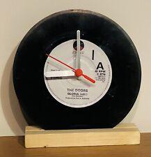 "The Doors - 7"" Vinyl Record Wall Clock"