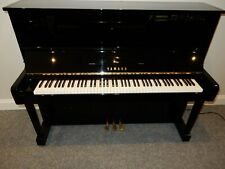 YAMAHA U1  DISKLAVIER UPRIGHT PIANO. AROUND 30 YEARS OLD. 0% FINANCE AVAILABLE.